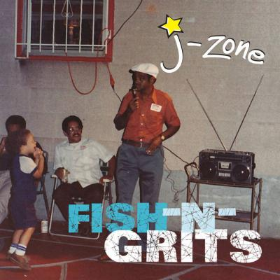 J-Zone - Fish-N-Grits CD